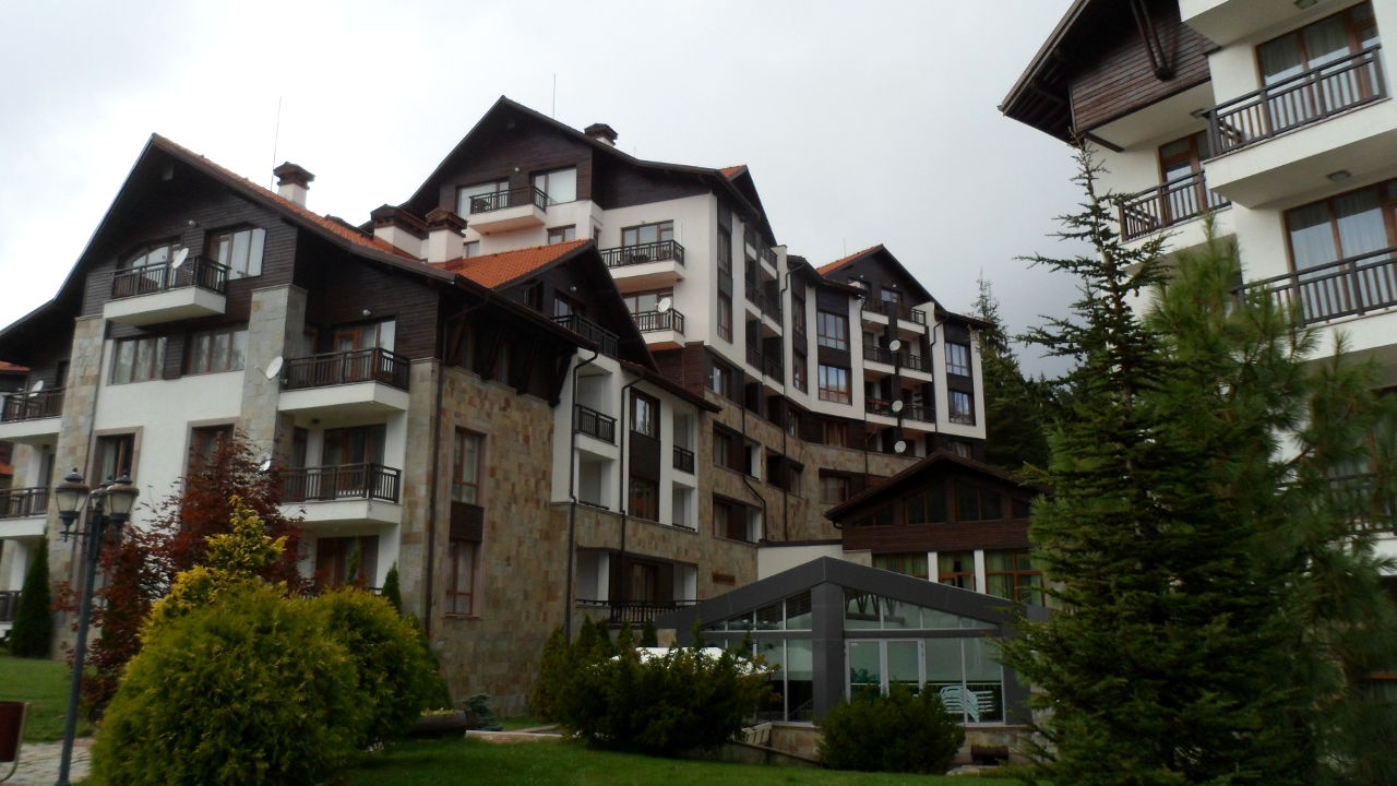 Borovets Hills Spa and Resort - the venue where we experianced the passion of coBuilder.