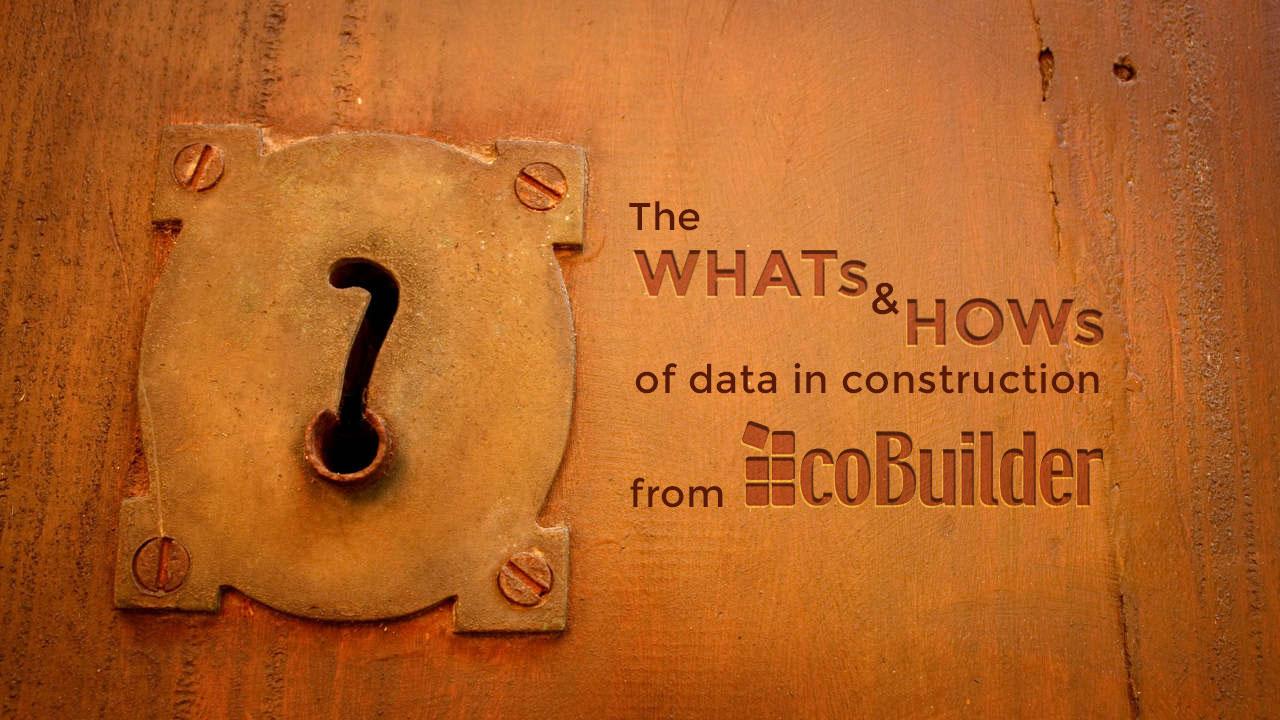 as built data