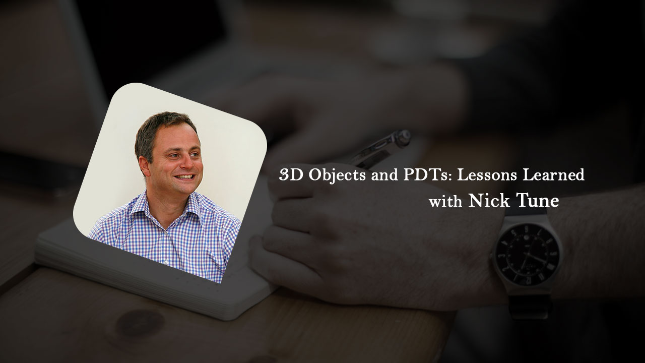 BIM 3D objects, PDTs and COBie: Lessons learned